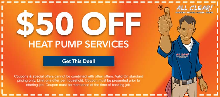 discount on heat pump services in Essex County, NJ